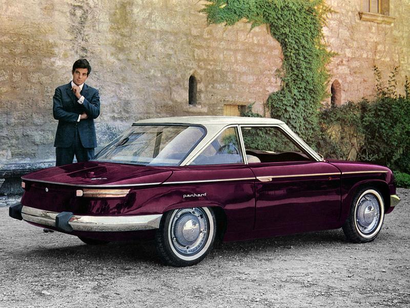 Panhard 24 CT, o modelo que a Citroën quis esquecer.