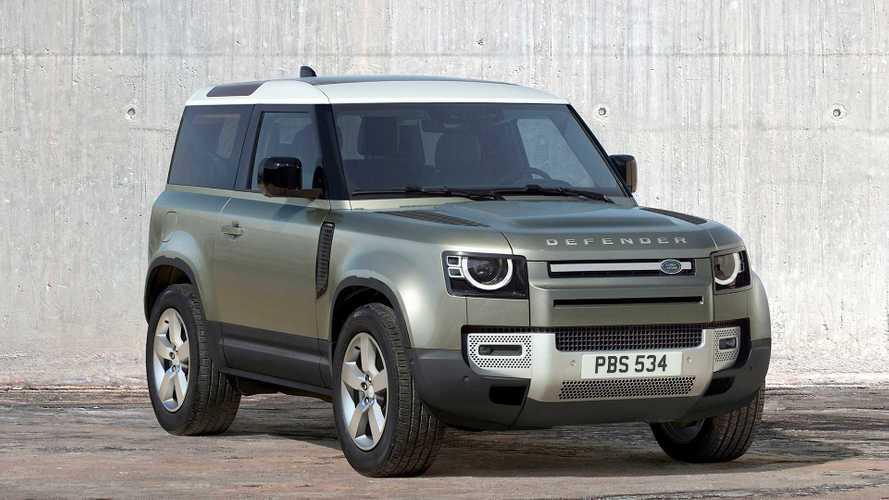 O novo Defender é moderno mas não nega as suas origens com várias referências ao Land Rover séries.