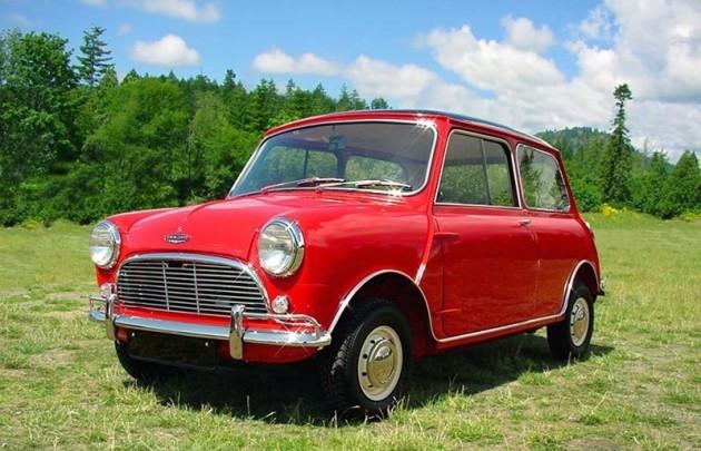 Mini Cooper S de 1964