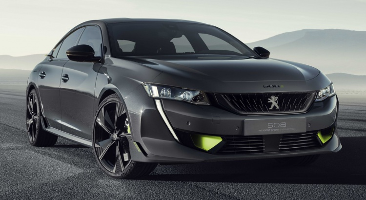 Concept Car 508 Peugeot Sport Engineered