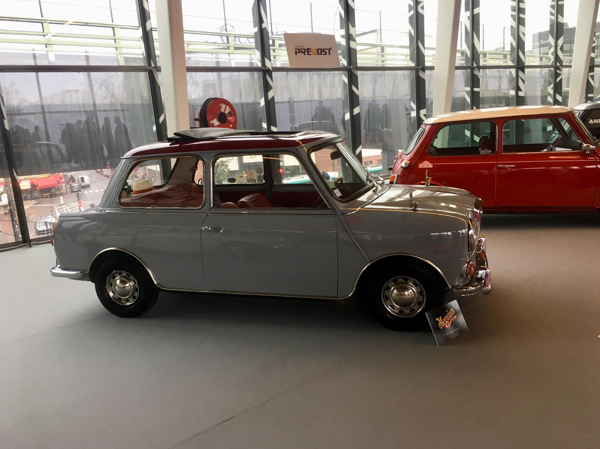 Wolseley Hornet, Mini Riley Elf eram as versões luxuosas do Mini.