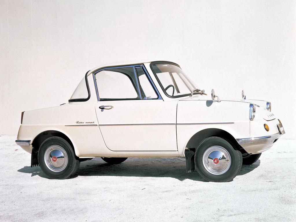 Mazda R360 o primeiro automóvel produzido pela Mazda.